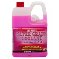 Антифриз KYK Super Grade Coolant -40C (Розовый), 1л на розлив